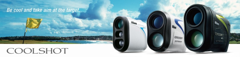 Nikon Coolshot golf rangefinder reviews