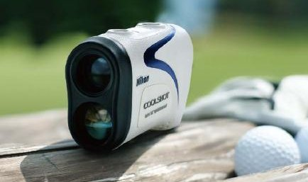 Nikon Coolshot - Best golf rangefinder
