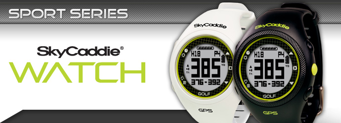 Sky Caddie Golf GPS Watch