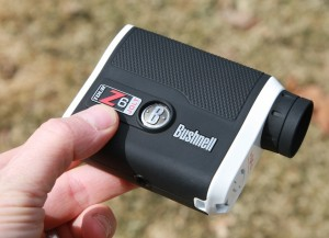 Bushnell Tour Z6 Golf Laser Rangefinder with JOLT