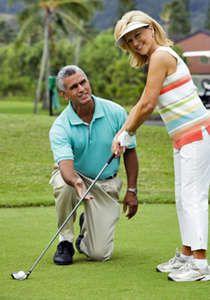 golf beginer