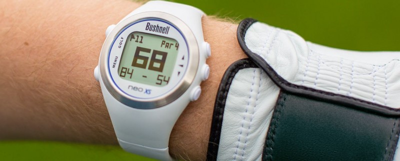 Bushnell Neo XS Golf Watch