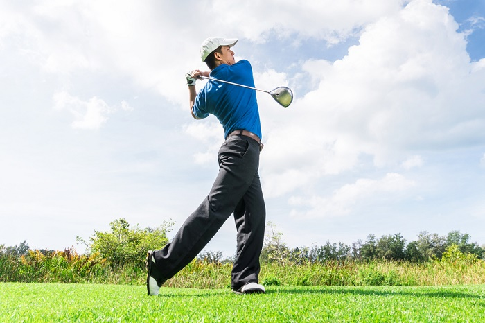 improve golf swing