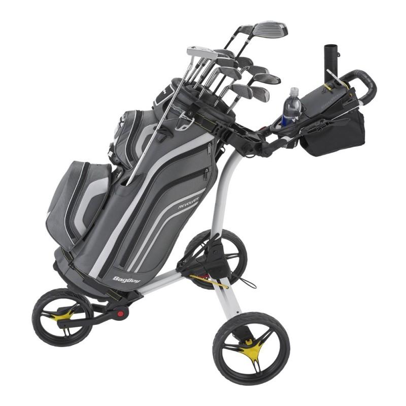 Bag Boy C3 Golf Push Cart Review
