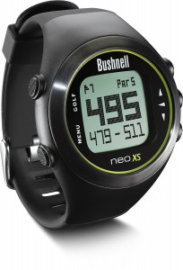 Bushnell Neo XS Golf GPS Watch