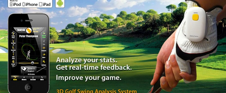 GolfSense 3D Swing Analyer Review