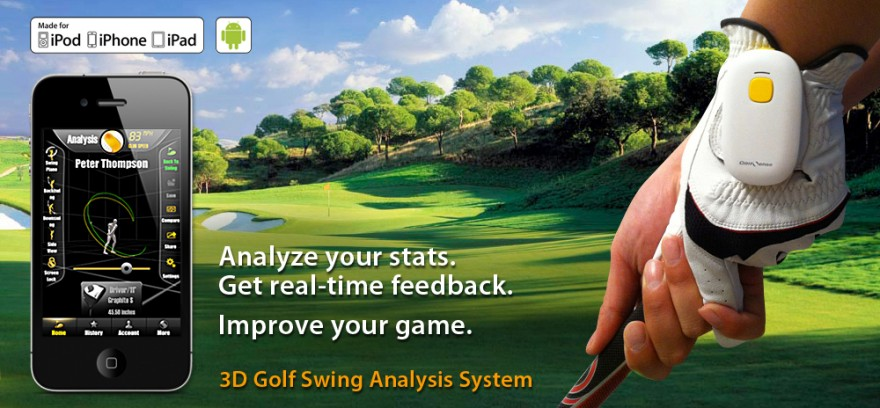 GolfSense 3D Golf Swing Analyzer Review
