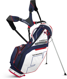 Sunmountain Three 5 Golf Carry Bag