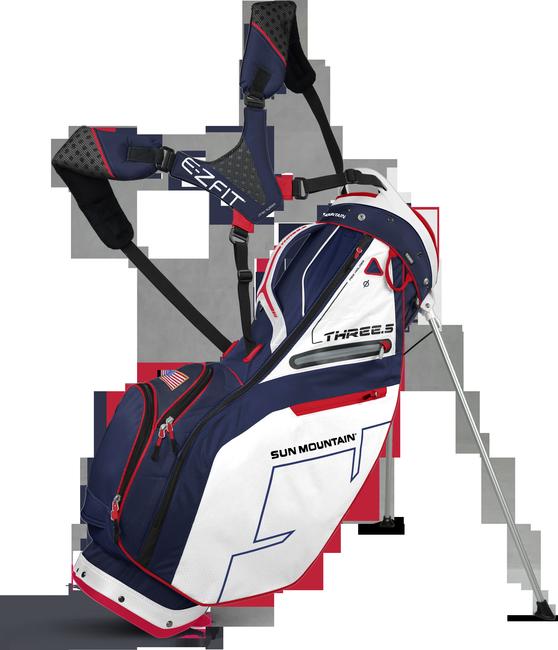 Sunmountain Three 5 Golf Carry Bag