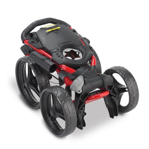 Bag Boy Quad Plus Golf Push Cart