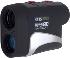Breaking 80 IS500 Golf Laser Rangefinder