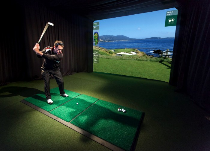 best golf swing analyer