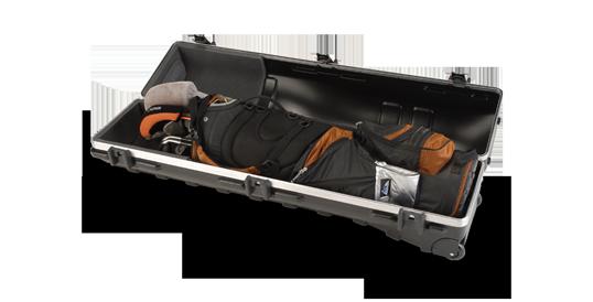 SKB Deluxe Standard ATA Golf Travel Case