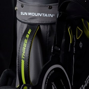 Sun Mountain Three 5 Golf Stand/Carry Bag