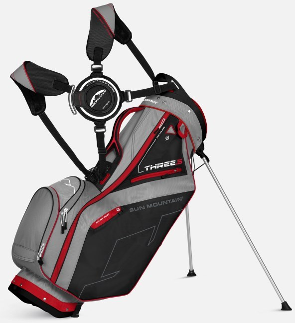 Sun Mountain Three 5 Golf Stand/Carry Bag Review
