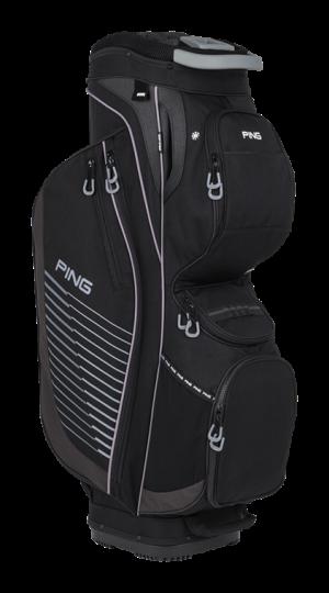 Ping Golf 2016 Traverse Cart Bag Review