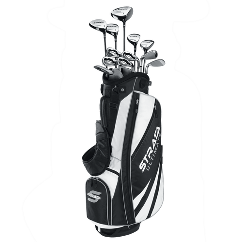 Callaway Men's Strata Ultimate Complete Golf Set, 18-Piece Review