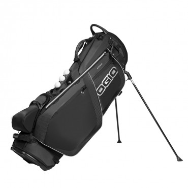 OGIO Grom Golf Stand Bag, Carbon