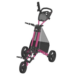 Spin It Golf Products GCPro II push cart
