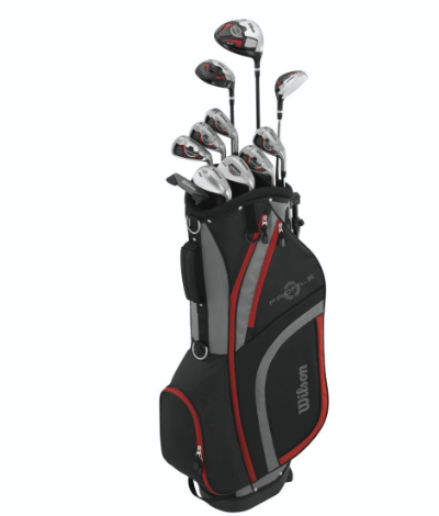 wilson men's profile XLS golf clubs set