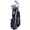 Callaway Women's Strata Plus Complete Golf Club Set with Bag (14-Piece)