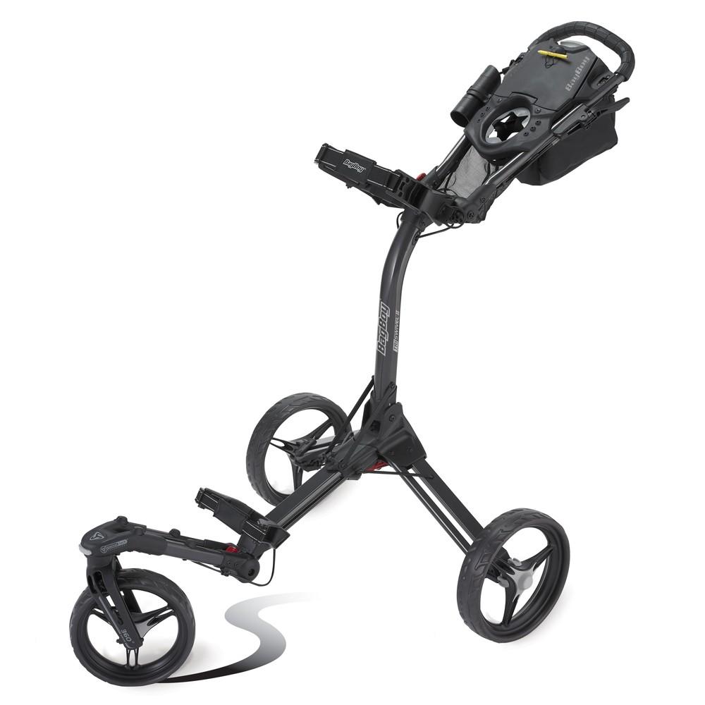Bag Boy Golf- Tri Swivel II Push Cart Review