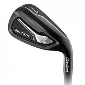 Cleveland Golf Men's Black Iron